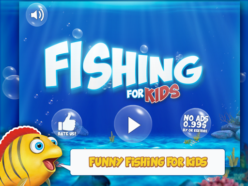 Fishing for kids and babies 1.1 screenshots 1