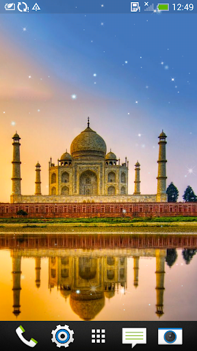 美しいモスクは