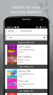 iRadioNow - screenshot thumbnail