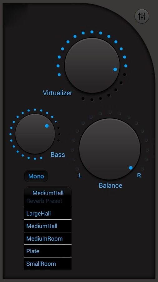 Bass Booster Pro Screenshot 1