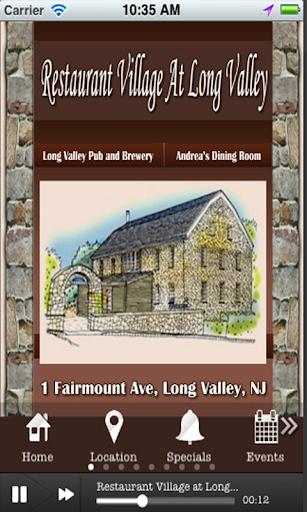 Restaurant Village-Long Valley