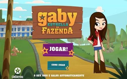Gaby Estrella na Fazenda Screenshot 16
