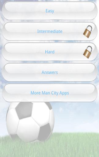 Manchester City Quiz