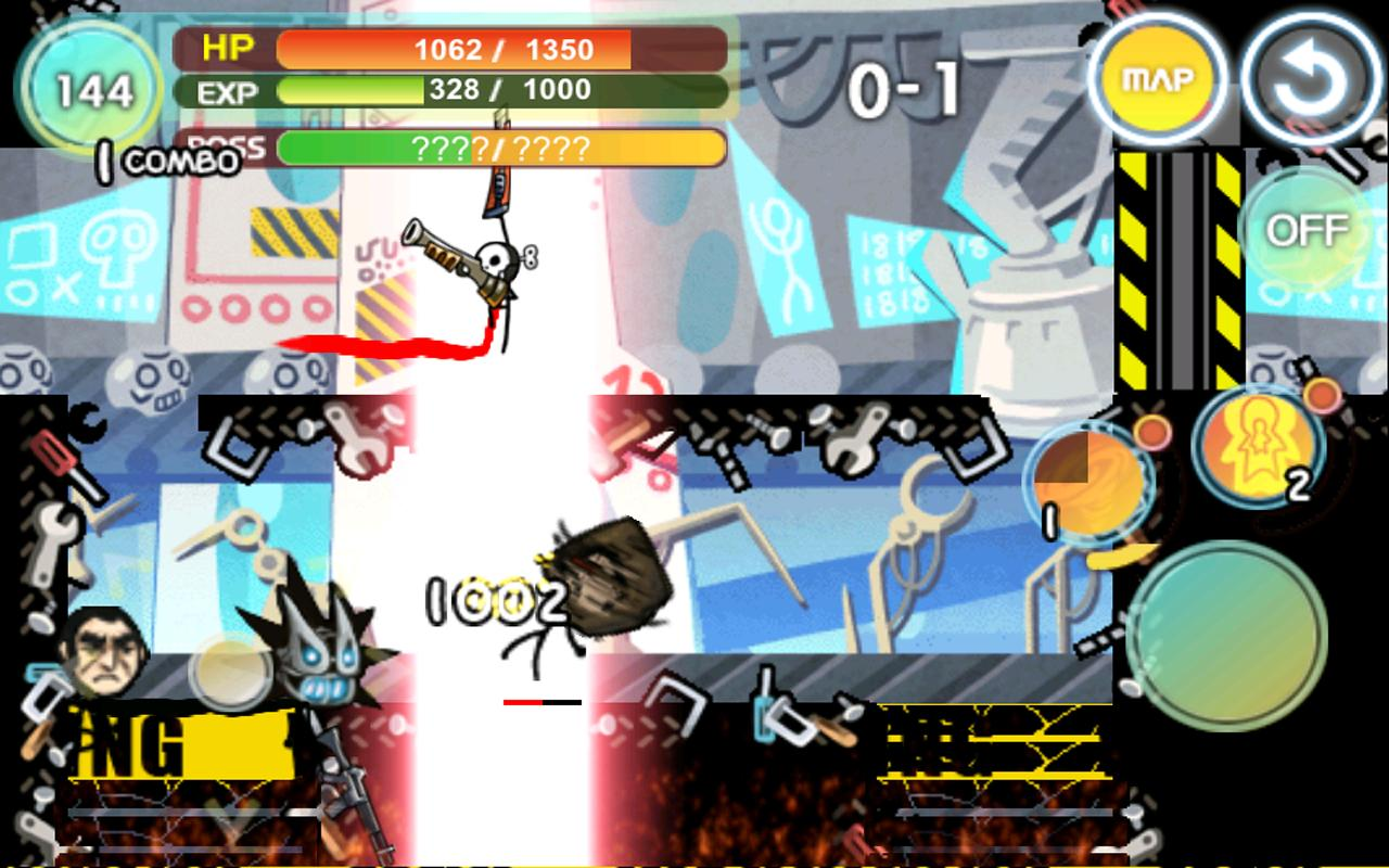 Super Action Hero - screenshot