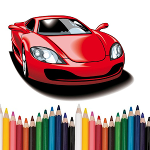Car Colouring