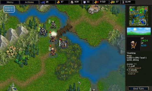 Battle for Wesnoth LEGACY v1.10.7-33