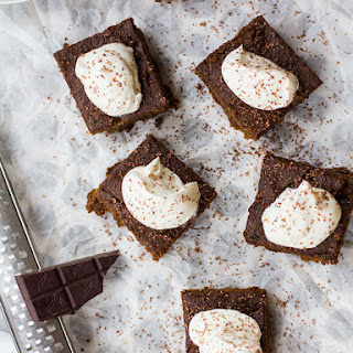 Good-for-Ya Gingerbread Chocolate Chip Cake