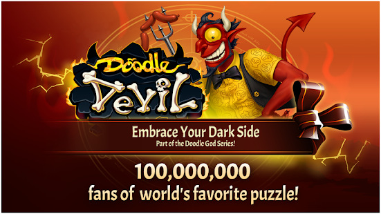 Doodle Devil™ HD - screenshot thumbnail