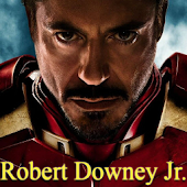 Robert Downey Jr. Wallpaper