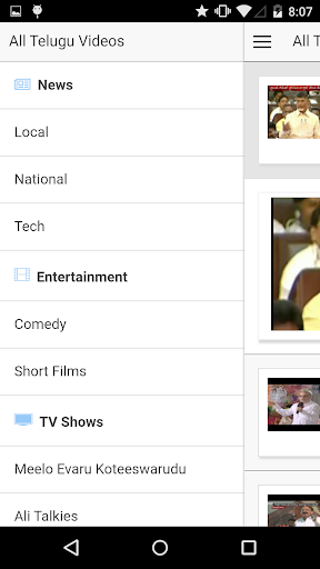 All Telugu Videos