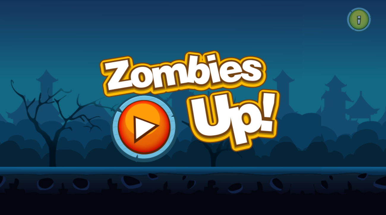 Zombies Up!- screenshot