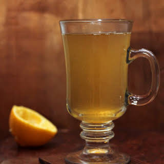 Scotch Hot Toddy.