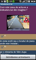 Screenshot of Chestionare Auto
