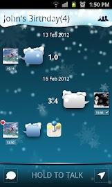 TalkBox Voice Messenger - PTT Screenshot 3