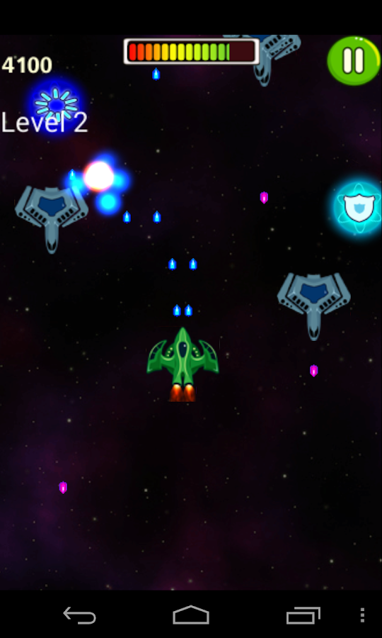 Rapid Shooter - screenshot