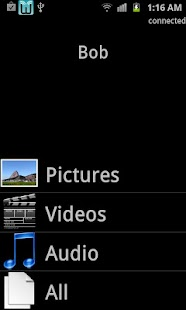 WiFizer - wifi file sharing- screenshot thumbnail