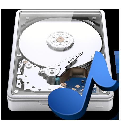 Hard drive sounds 音樂 LOGO-阿達玩APP