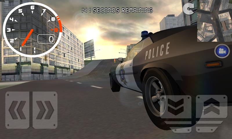 Police-Car-Street-Driving-Sim 32