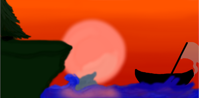 Some kinda landscape.. o-o