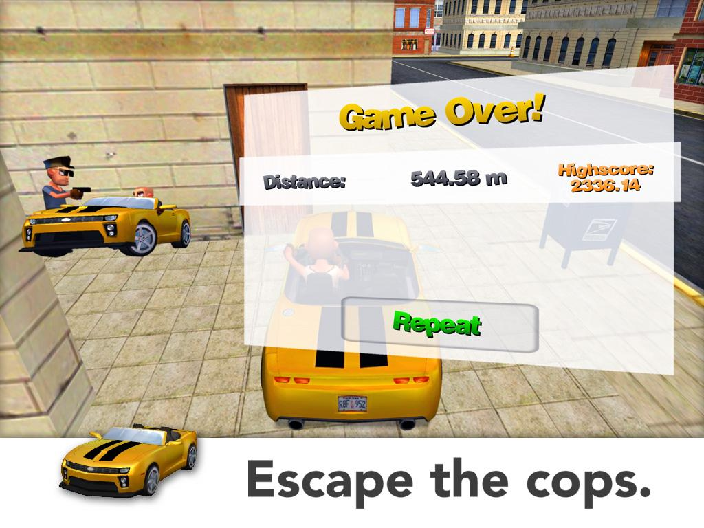Driving Reckless- screenshot