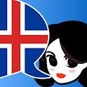 Lingopal Icelandic logo