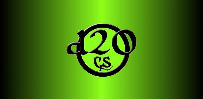 d20 Character Sheet