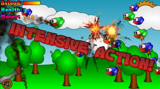 Zombiebird Defender