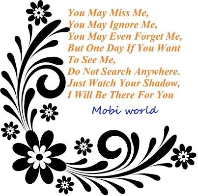 Miss You Messages - screenshot