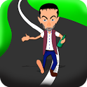 Crazy Drunk Man: Running Game icon