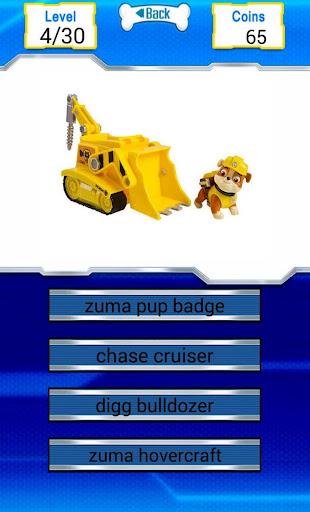 【免費家庭片App】Paw Quiz Toys-APP點子