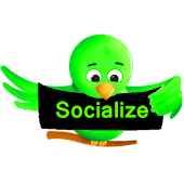 Green Socialize for Twitter