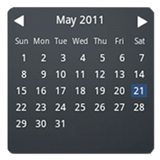 Monthly Calendar App : Calendar widget month agenda latest version for free