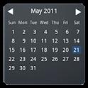 Month Calendar Widget logo