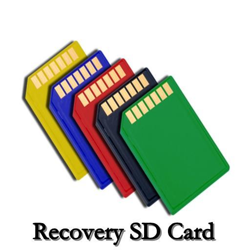 恢復 SD 卡