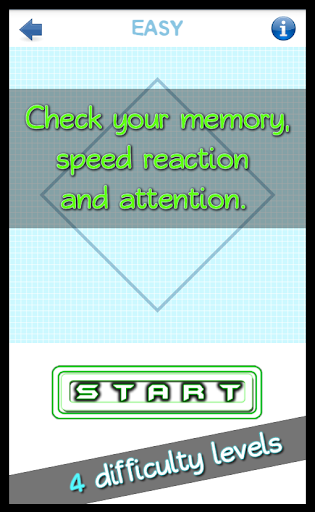 Reaction Memory Trainer