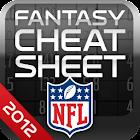 NFL Fantasy Cheat Sheet HD icon
