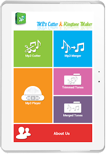Mp3 Cutter & Ringtone Maker- screenshot thumbnail