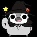 Pesoguin LWP Halloween Free icon