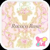 icon & wallpaper-Rococo Rose