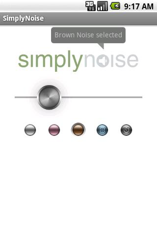 SimplyNoise - screenshot