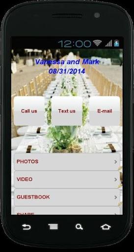 Wedding Memory 2