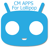 CyanogenMod Apps for Lollipop