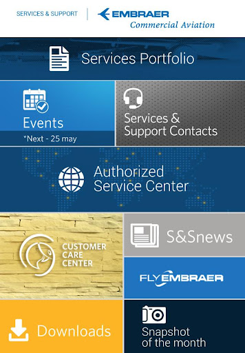 Embraer Services Support