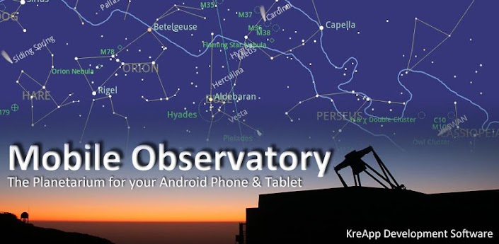 Mobile Observatory - Astronomy