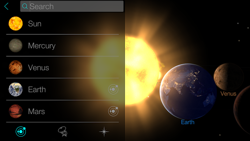 Solar Walk Free - Universe and Planets System 3D 2.4.1.11 screenshots 15
