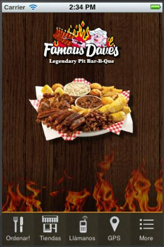 Famous Daves Puerto Rico