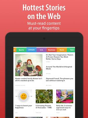 5 SmartNews App screenshot