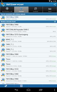 FRITZ!App WLAN Lab - screenshot thumbnail