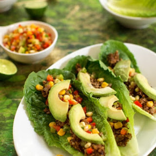 Heat Free Lentil and Walnut Tacos. Plus, Choosing Raw Giveaway Winners!