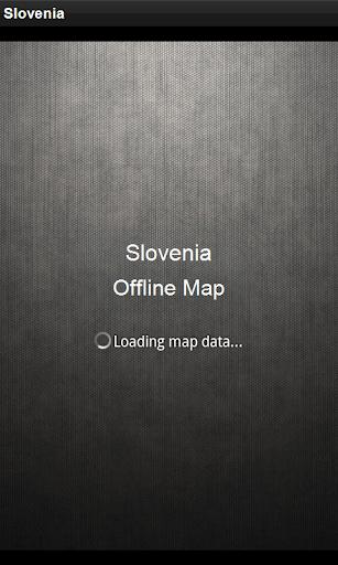 離線地圖 斯洛文尼亞